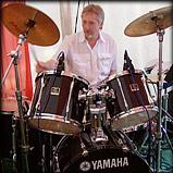Schlagzeuger Horst Berthold