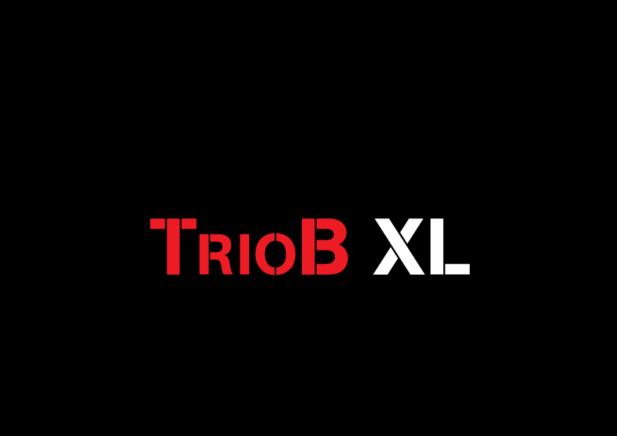 TrioB XL Band Logo